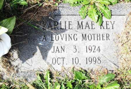 KEY, PEARLIE MAE - Pulaski County, Arkansas | PEARLIE MAE KEY - Arkansas Gravestone Photos