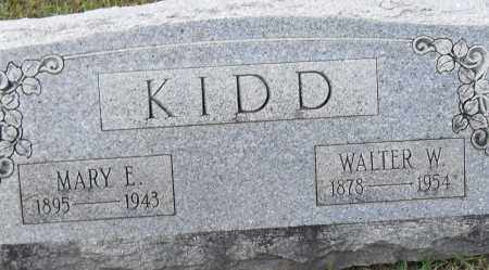 KIDD, MARY E. - Pulaski County, Arkansas | MARY E. KIDD - Arkansas Gravestone Photos
