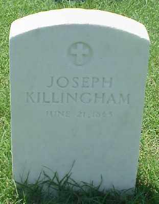 KILLINGHAM, JOSEPH - Pulaski County, Arkansas | JOSEPH KILLINGHAM - Arkansas Gravestone Photos