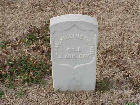 KILLINGSWORTH (VETERAN UNION), CHARLES - Pulaski County, Arkansas | CHARLES KILLINGSWORTH (VETERAN UNION) - Arkansas Gravestone Photos