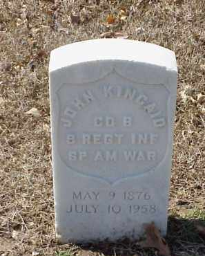 KINCAID  (VETERAN SAW), JOHN - Pulaski County, Arkansas | JOHN KINCAID  (VETERAN SAW) - Arkansas Gravestone Photos