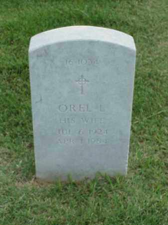 KING, OREL L - Pulaski County, Arkansas | OREL L KING - Arkansas Gravestone Photos