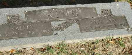 KING, VALLEY - Pulaski County, Arkansas | VALLEY KING - Arkansas Gravestone Photos