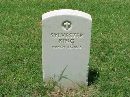 KING, SYLVESTER - Pulaski County, Arkansas | SYLVESTER KING - Arkansas Gravestone Photos