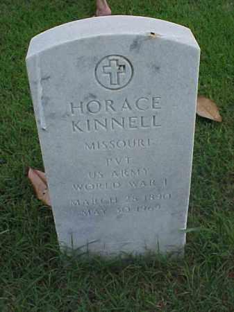 KINNELL (VETERAN WWI), HORACE - Pulaski County, Arkansas | HORACE KINNELL (VETERAN WWI) - Arkansas Gravestone Photos