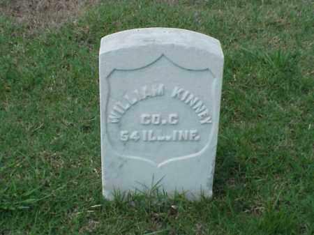 KINNEY (VETERAN UNION), WILLIAM - Pulaski County, Arkansas | WILLIAM KINNEY (VETERAN UNION) - Arkansas Gravestone Photos