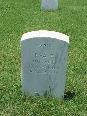KINSTLEY, EVA E - Pulaski County, Arkansas | EVA E KINSTLEY - Arkansas Gravestone Photos