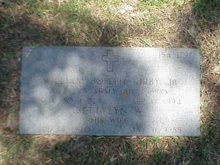 KIRBY, BETTYLYN W - Pulaski County, Arkansas | BETTYLYN W KIRBY - Arkansas Gravestone Photos