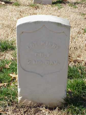 KIRBY (VETERAN UNION), LOT - Pulaski County, Arkansas | LOT KIRBY (VETERAN UNION) - Arkansas Gravestone Photos