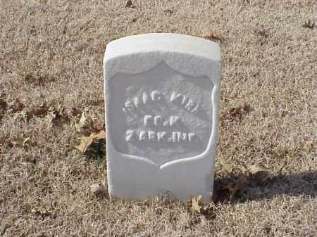 KIRK (VETERAN UNION), ISAAC - Pulaski County, Arkansas | ISAAC KIRK (VETERAN UNION) - Arkansas Gravestone Photos
