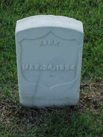KIRK (VETERAN UNION), UNKNOWN - Pulaski County, Arkansas | UNKNOWN KIRK (VETERAN UNION) - Arkansas Gravestone Photos