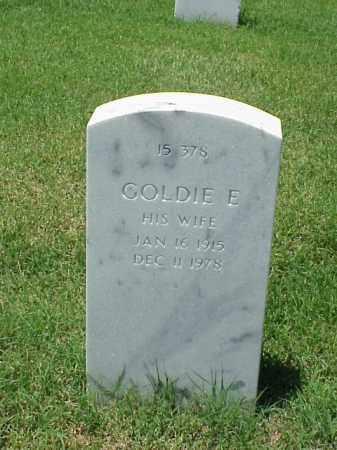 KIRSCH, GOLDIE E - Pulaski County, Arkansas | GOLDIE E KIRSCH - Arkansas Gravestone Photos