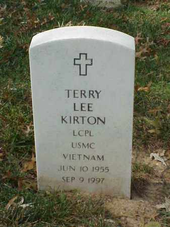 KIRTON (VETERAN VIET), TERRY LEE - Pulaski County, Arkansas | TERRY LEE KIRTON (VETERAN VIET) - Arkansas Gravestone Photos