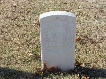 KLEISER (VETERAN SAW), MAXWELL - Pulaski County, Arkansas | MAXWELL KLEISER (VETERAN SAW) - Arkansas Gravestone Photos