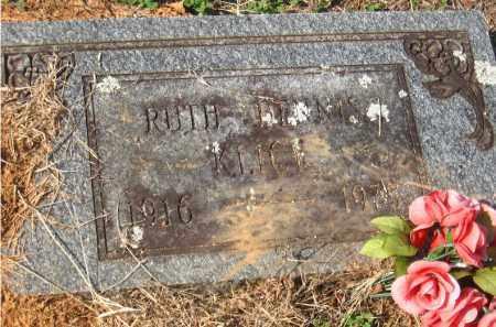 DENNIS KLICK, RUTH - Pulaski County, Arkansas | RUTH DENNIS KLICK - Arkansas Gravestone Photos