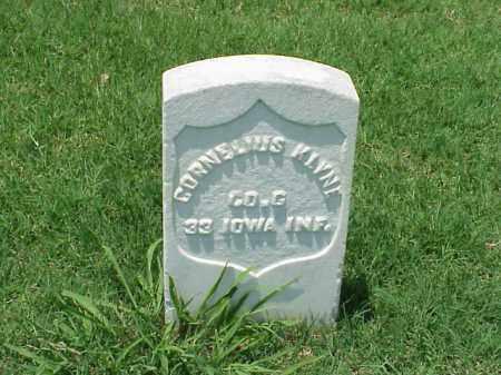 KLYNE (VETERAN UNION), CORNELIUS - Pulaski County, Arkansas | CORNELIUS KLYNE (VETERAN UNION) - Arkansas Gravestone Photos