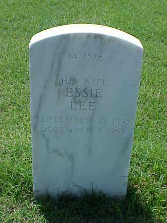 KNIFFEN, ESSIE LEE - Pulaski County, Arkansas | ESSIE LEE KNIFFEN - Arkansas Gravestone Photos