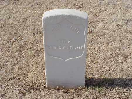 KNITE (VETERAN UNION), JOHN - Pulaski County, Arkansas | JOHN KNITE (VETERAN UNION) - Arkansas Gravestone Photos