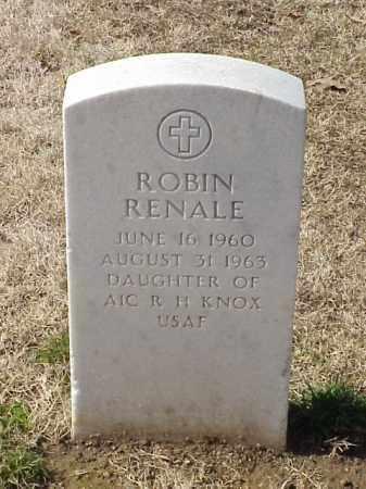 KNOX, ROBIN RENALE - Pulaski County, Arkansas | ROBIN RENALE KNOX - Arkansas Gravestone Photos