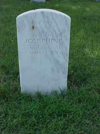 KNUTSON, JOSEPHINE - Pulaski County, Arkansas | JOSEPHINE KNUTSON - Arkansas Gravestone Photos