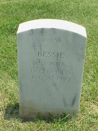 KORNSTETT, BESSIE - Pulaski County, Arkansas | BESSIE KORNSTETT - Arkansas Gravestone Photos