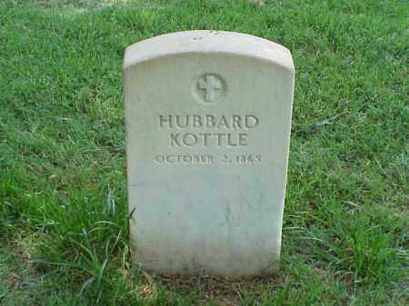 KOTTLE, HUBBARD - Pulaski County, Arkansas | HUBBARD KOTTLE - Arkansas Gravestone Photos