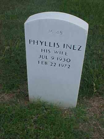 KRANTZ, PHYLLIS INEZ - Pulaski County, Arkansas | PHYLLIS INEZ KRANTZ - Arkansas Gravestone Photos