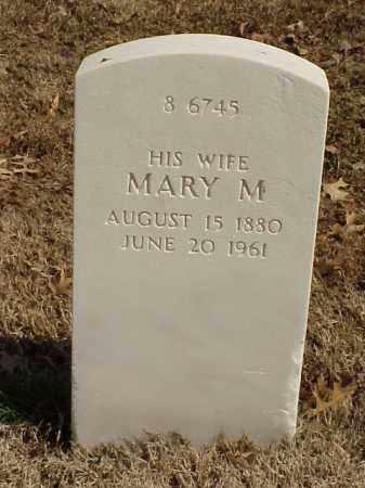 KRYSZEWSKI, MARY M - Pulaski County, Arkansas   MARY M KRYSZEWSKI - Arkansas Gravestone Photos