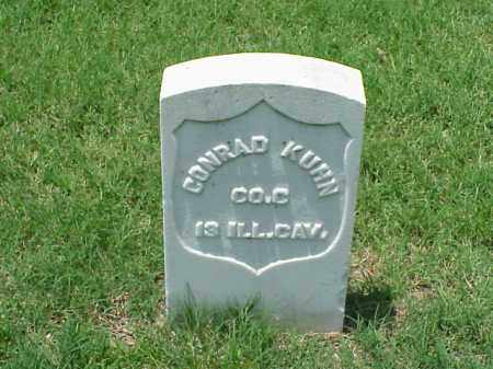 KUHN (VETERAN UNION), CONRAD - Pulaski County, Arkansas | CONRAD KUHN (VETERAN UNION) - Arkansas Gravestone Photos
