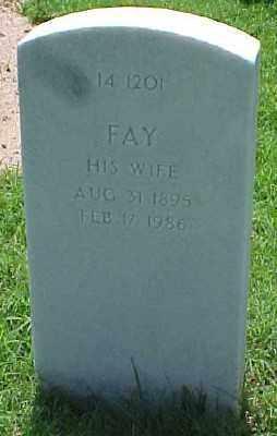 KUNITZ, FAY - Pulaski County, Arkansas | FAY KUNITZ - Arkansas Gravestone Photos