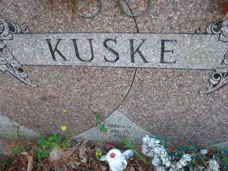KUSKE, ROBERT JOHN - Pulaski County, Arkansas | ROBERT JOHN KUSKE - Arkansas Gravestone Photos