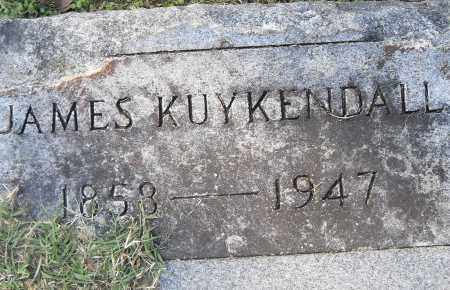 KUYKENDALL, JAMES - Pulaski County, Arkansas | JAMES KUYKENDALL - Arkansas Gravestone Photos