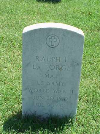 LA FORGE (VETERAN WWII), RALPH L - Pulaski County, Arkansas | RALPH L LA FORGE (VETERAN WWII) - Arkansas Gravestone Photos