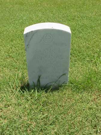 LACINA (VETERAN WWI), FRANK L - Pulaski County, Arkansas | FRANK L LACINA (VETERAN WWI) - Arkansas Gravestone Photos
