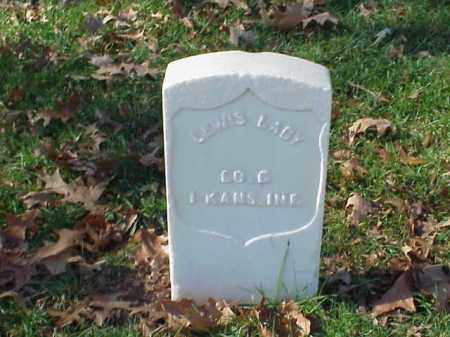 LACY (VETERAN UNION), LEWIS - Pulaski County, Arkansas | LEWIS LACY (VETERAN UNION) - Arkansas Gravestone Photos