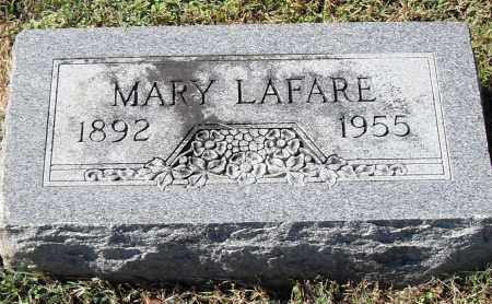 LAFARE, MARY - Pulaski County, Arkansas | MARY LAFARE - Arkansas Gravestone Photos