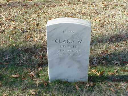 LAHART, CLARA W - Pulaski County, Arkansas | CLARA W LAHART - Arkansas Gravestone Photos