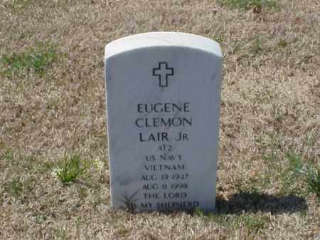 LAIR, JR (VETERAN VIET), EUGENE CLEMON - Pulaski County, Arkansas | EUGENE CLEMON LAIR, JR (VETERAN VIET) - Arkansas Gravestone Photos