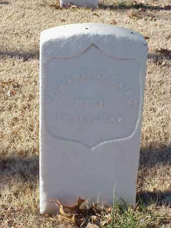 LAIRD (VETERAN (UNION), EDWARD C - Pulaski County, Arkansas | EDWARD C LAIRD (VETERAN (UNION) - Arkansas Gravestone Photos