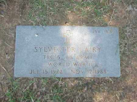 LAIRY (VETERAN WWII), SYLVESTER - Pulaski County, Arkansas | SYLVESTER LAIRY (VETERAN WWII) - Arkansas Gravestone Photos