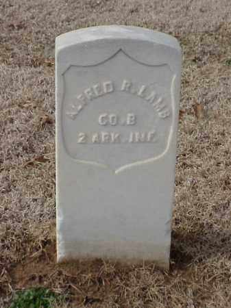 LAMB (VETERAN UNION), ALFRED R - Pulaski County, Arkansas | ALFRED R LAMB (VETERAN UNION) - Arkansas Gravestone Photos