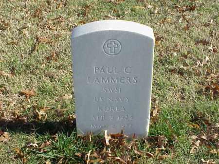 LAMMERS (VETERAN KOR), FRANK J - Pulaski County, Arkansas | FRANK J LAMMERS (VETERAN KOR) - Arkansas Gravestone Photos