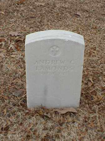 LAMONDS (VETERAN UNION), ANDREW G - Pulaski County, Arkansas | ANDREW G LAMONDS (VETERAN UNION) - Arkansas Gravestone Photos