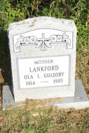 LANKFORD, OLA L - Pulaski County, Arkansas | OLA L LANKFORD - Arkansas Gravestone Photos