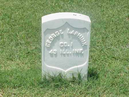 LAPHINK (VETERAN UNION), GEORGE - Pulaski County, Arkansas | GEORGE LAPHINK (VETERAN UNION) - Arkansas Gravestone Photos