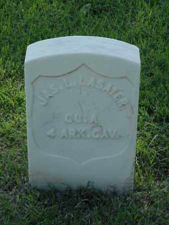 LASATER (VETERAN UNION), JAMES L - Pulaski County, Arkansas | JAMES L LASATER (VETERAN UNION) - Arkansas Gravestone Photos