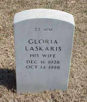 LASKARIS, GLORIA - Pulaski County, Arkansas | GLORIA LASKARIS - Arkansas Gravestone Photos