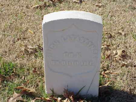 LATASZYNSKI (VETERAN UNION), SIMON - Pulaski County, Arkansas | SIMON LATASZYNSKI (VETERAN UNION) - Arkansas Gravestone Photos