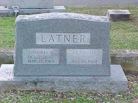LATNER, BLANCHE - Pulaski County, Arkansas | BLANCHE LATNER - Arkansas Gravestone Photos