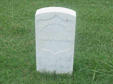 LAVIN (VETERAN UNION), JAMES - Pulaski County, Arkansas | JAMES LAVIN (VETERAN UNION) - Arkansas Gravestone Photos